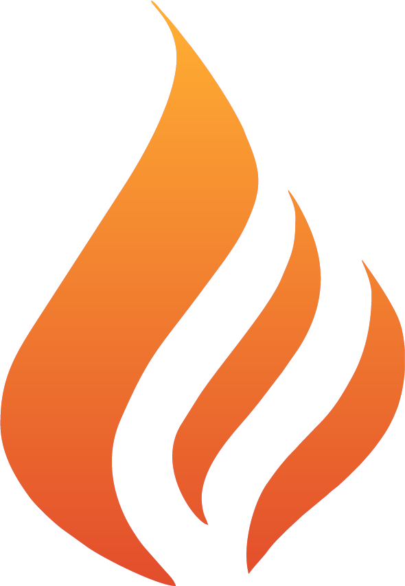 A.S.K Heating flame Icon