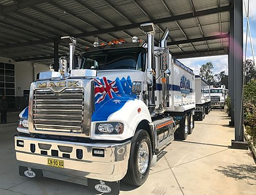 Attcall Civil Contractors Truck and Dog Hire Batemans Bay Newcastle