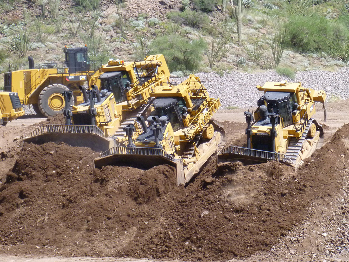 Australian Earth Training heavy equipment operator training