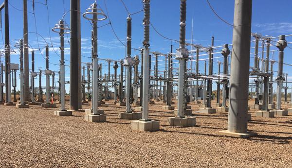 Auzscot Construction Substation Construction Services
