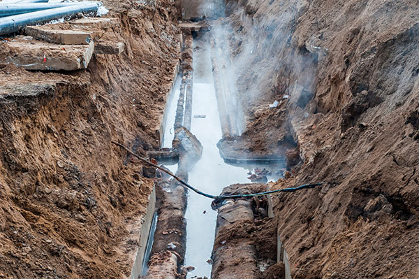 hydro-excavation