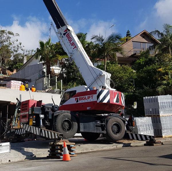 Crane and Construction