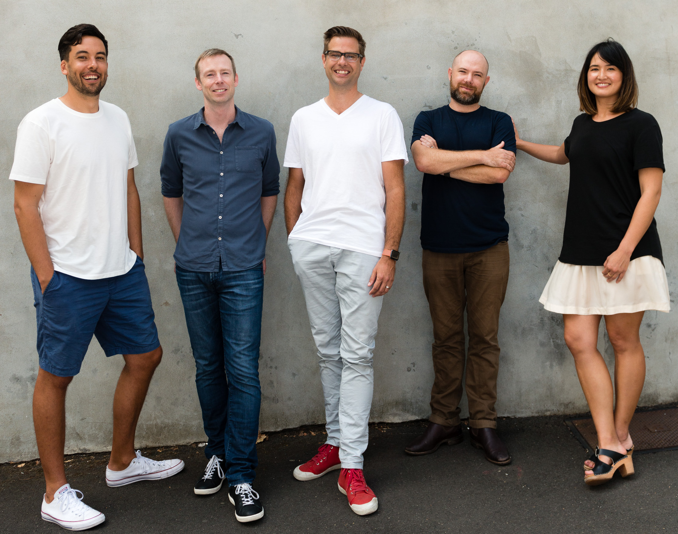 Blackbird Ventures Team
