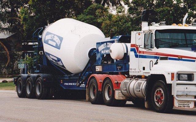 mobile concrete plant supply services