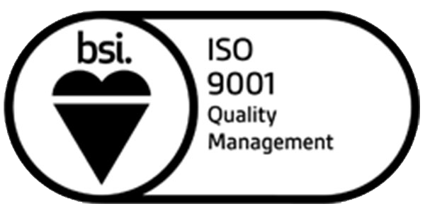 bsi-ISO-9001 Quality Management logo