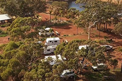 WhiteGum Farm Caravan Park