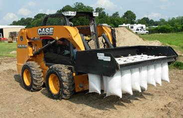 Paull's Construction Equipment sandmaster