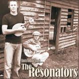 The Resonators CD cover