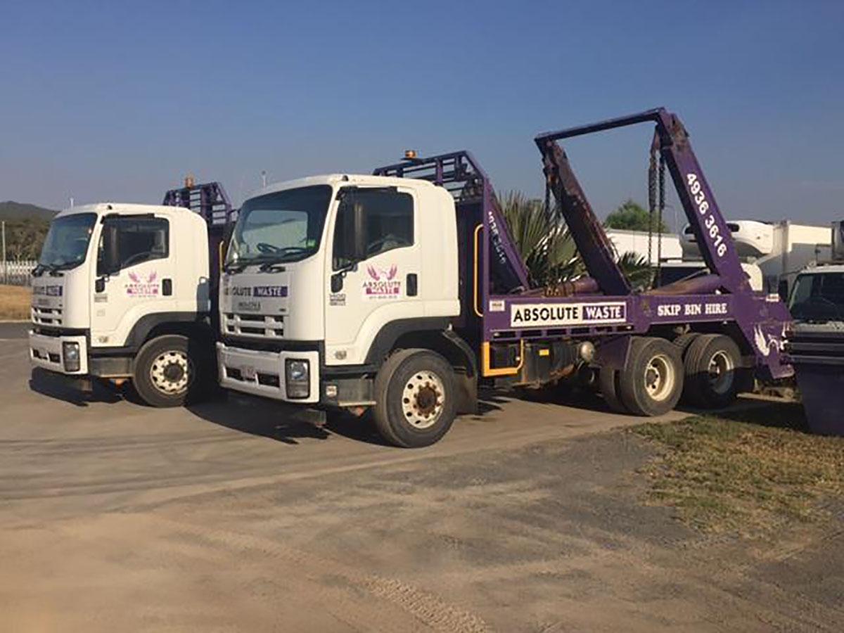 Skip Bins and Wheelie Bins for hire in Rockhampton