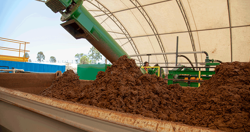 VAC Group's innovative Soil Transfer system
