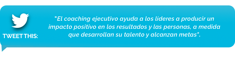 tweet - coaching ejecutivo