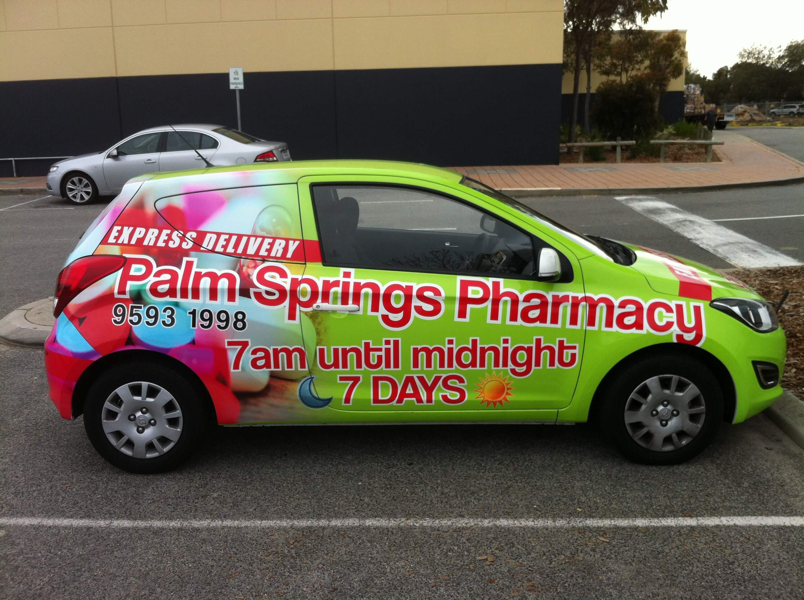 Palm Springs Pharmacy Home Delivery