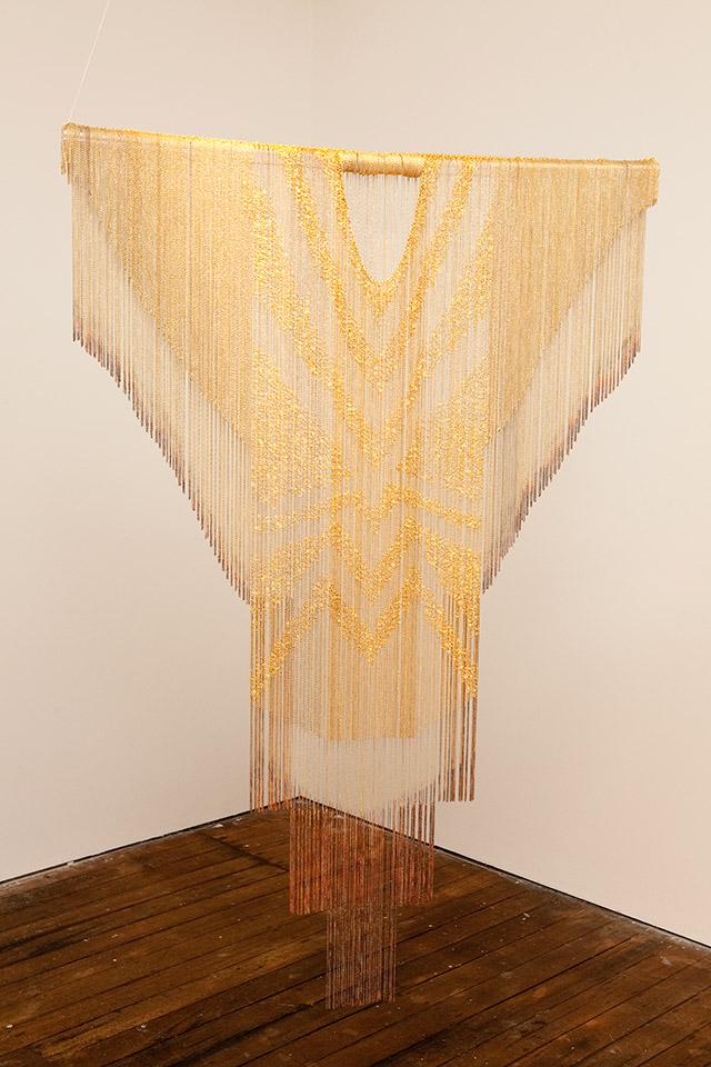 Tessa Blazey & Alexi Freeman: Interstellar Gown