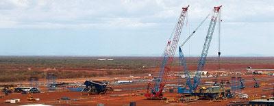 crane-hire-lampson-mining