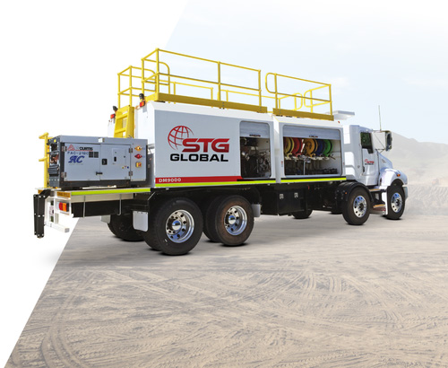 STG Global Diesel Modules DM9000 for 8x4 Trucks
