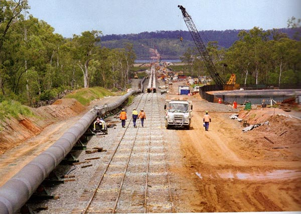 Directhit-trenchless-pipe-laying-transportation-Australia-wide-Brisbane-Sydney-Perth