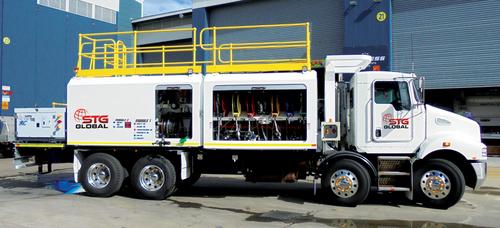 STG Global Diesel Modules DM13000 for 8x4 and 10x4 Trucks