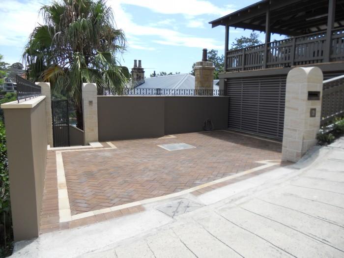 Mosman-paving-contractor-driveway