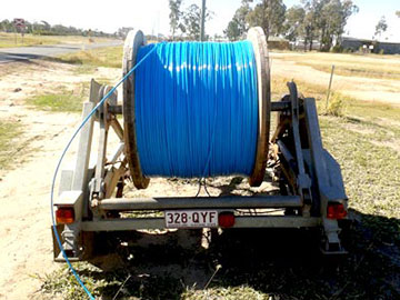 Ezali Hydro Excavations & Communications Installation of Rope in Conduits in Toowoomba
