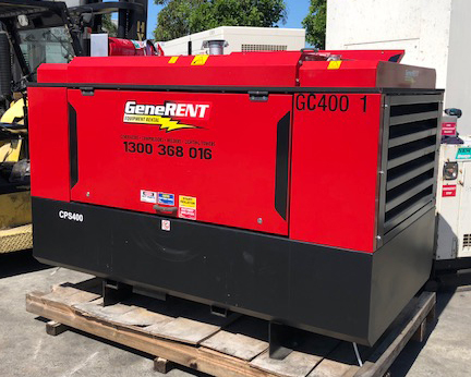 Generent-Equipment-Rental-400cfm-air-compressor-hire-australia