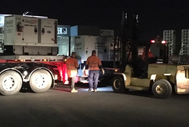 Generent 50kVA-trailer generator hire Toowoomba