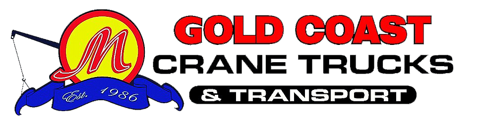 Gold Coast Crane Trucks Logo