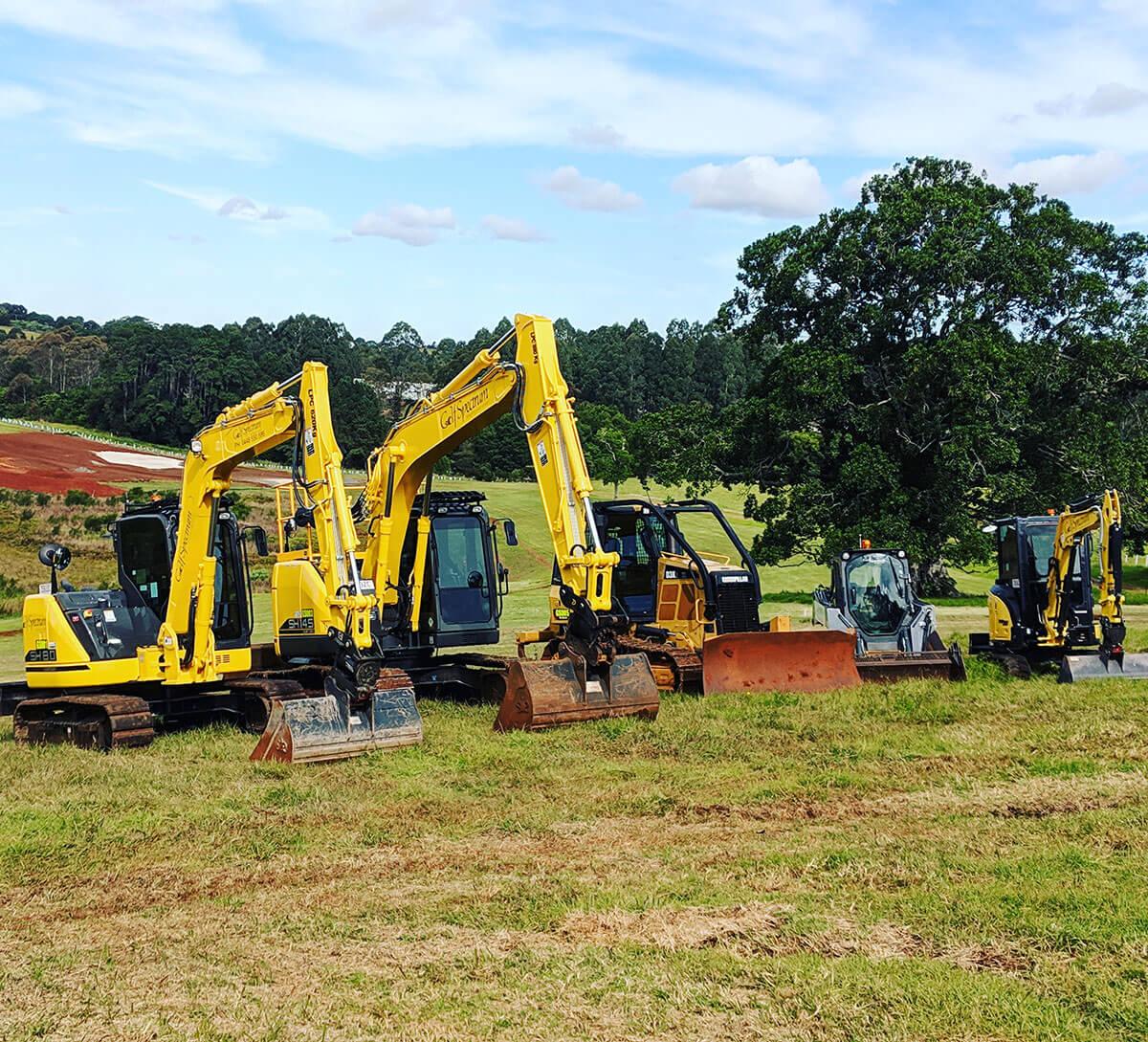 golf-spectrum-posi-track-excavator-hire-fleet