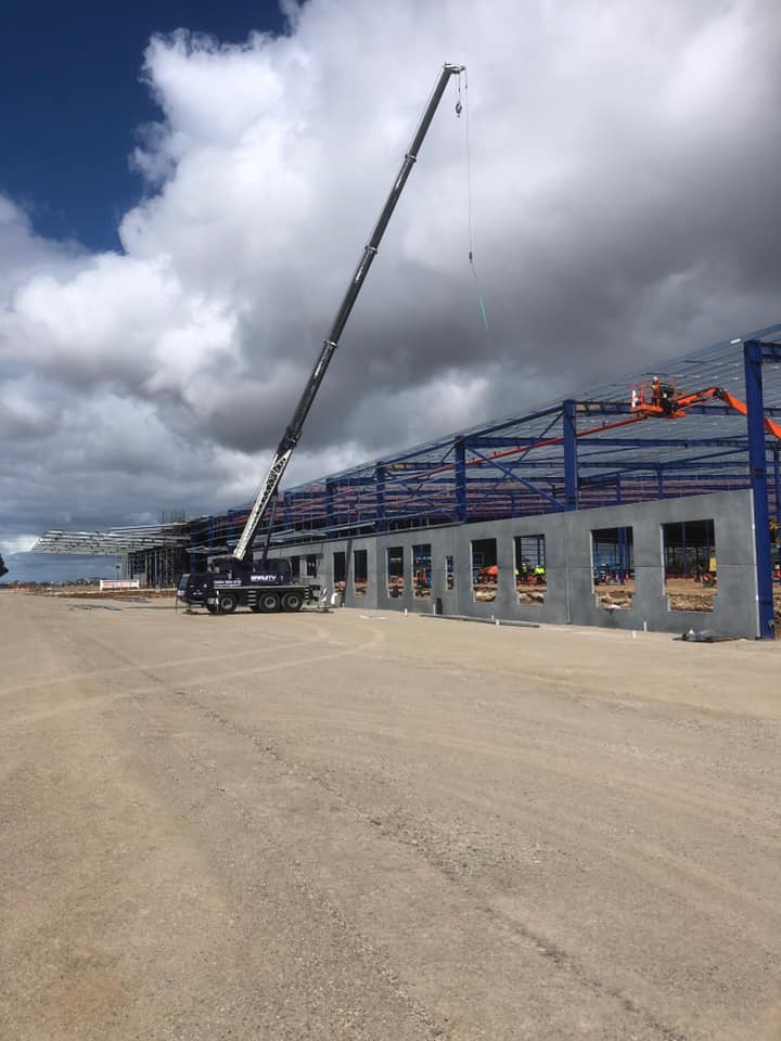 Structural Steel Rigging Fabrication