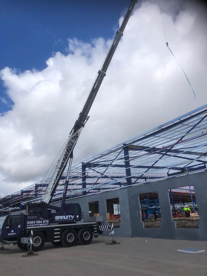Provide All Services Surrounding Steel Erection
