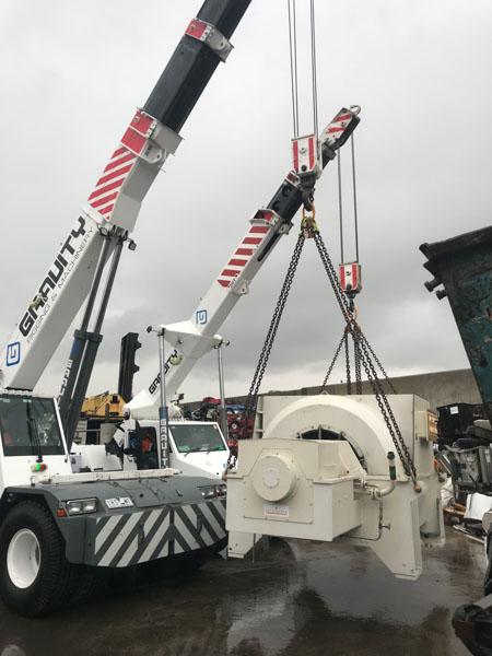 Non Slewing Mobile Cranes