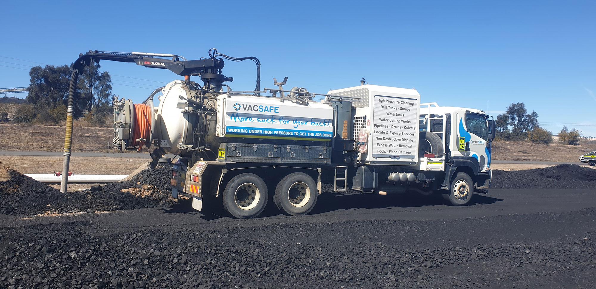 Vacsafe-Vav-truck-NDD-Non-Destructive-Digging-6000l-sucker-truck-hire-mudgee