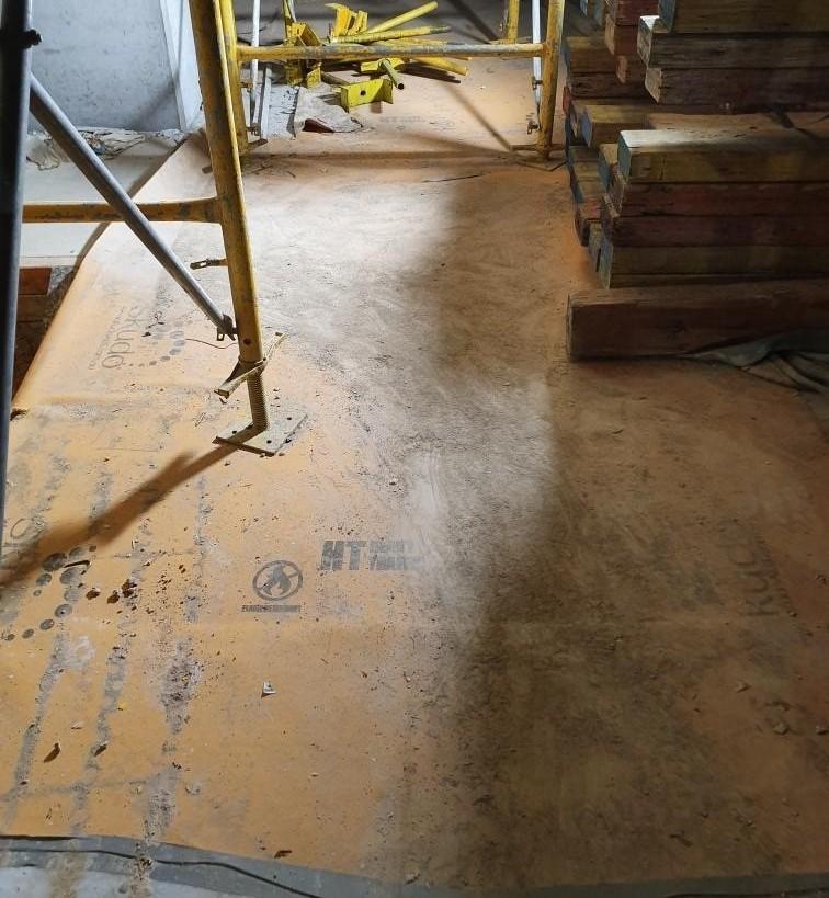 Honcho Supplies loose laid concrete protection