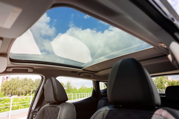 Sunroof and Canopy Glass Repair