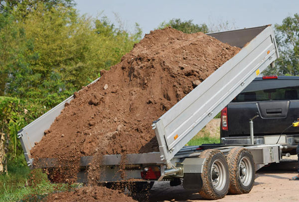 Hume Hire tipper-trailer hire services lavington
