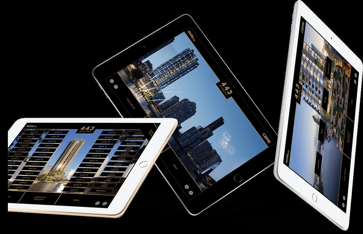 Cbus Property iPad
