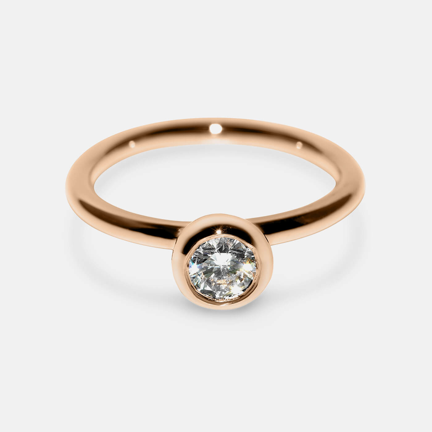 Solitaire Dress Ring