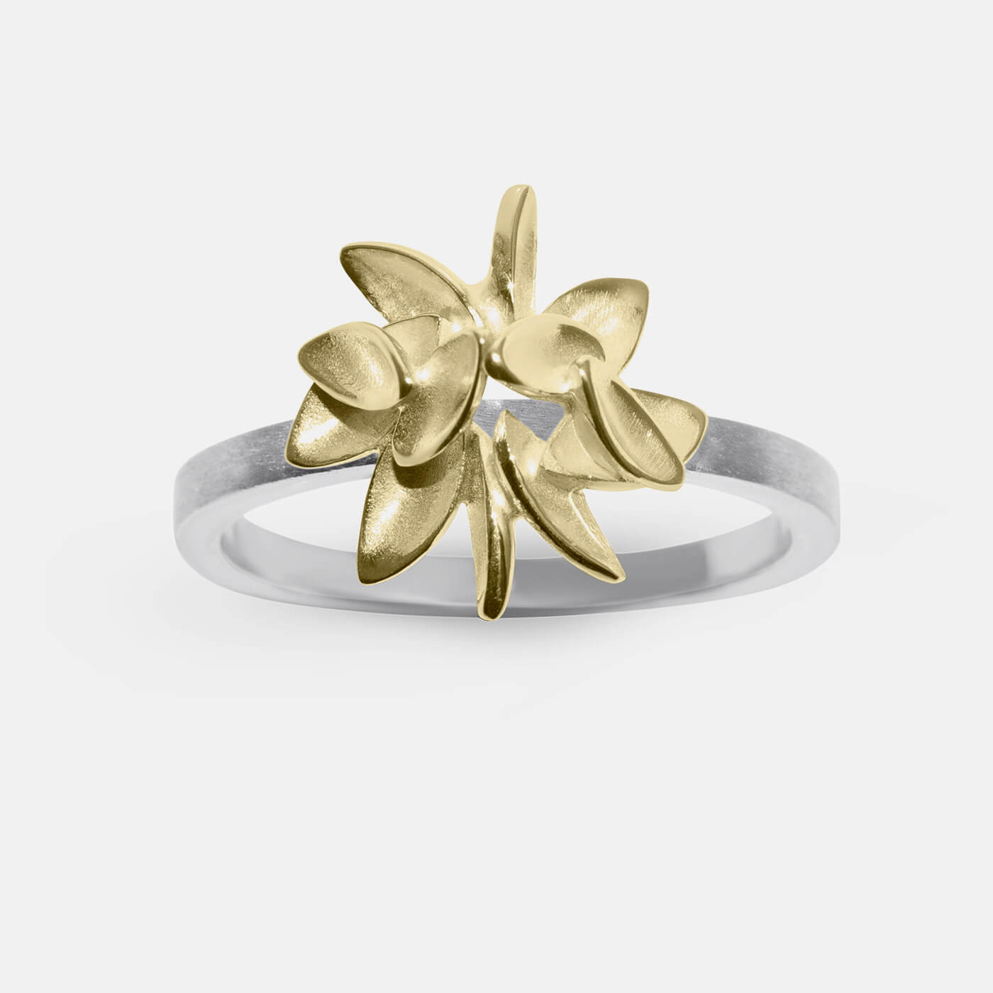 Foliage Dress Ring