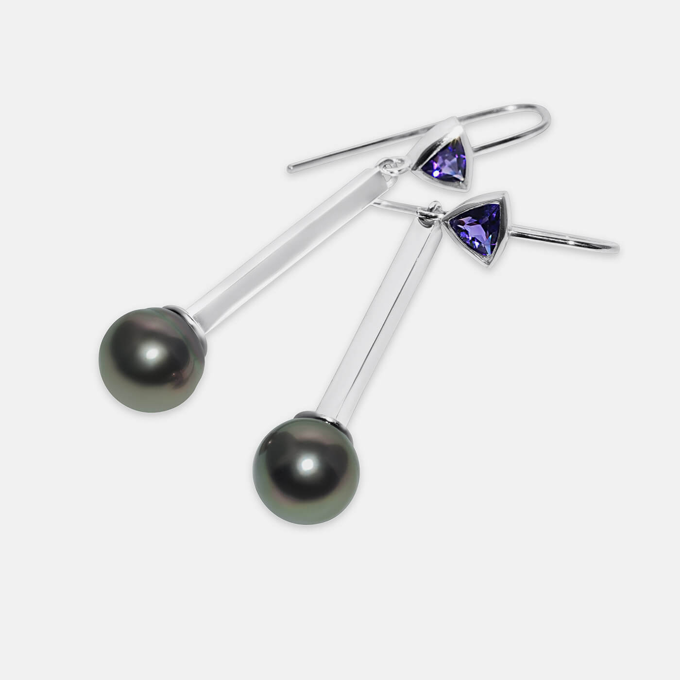 Pearl Cocktail Earrings