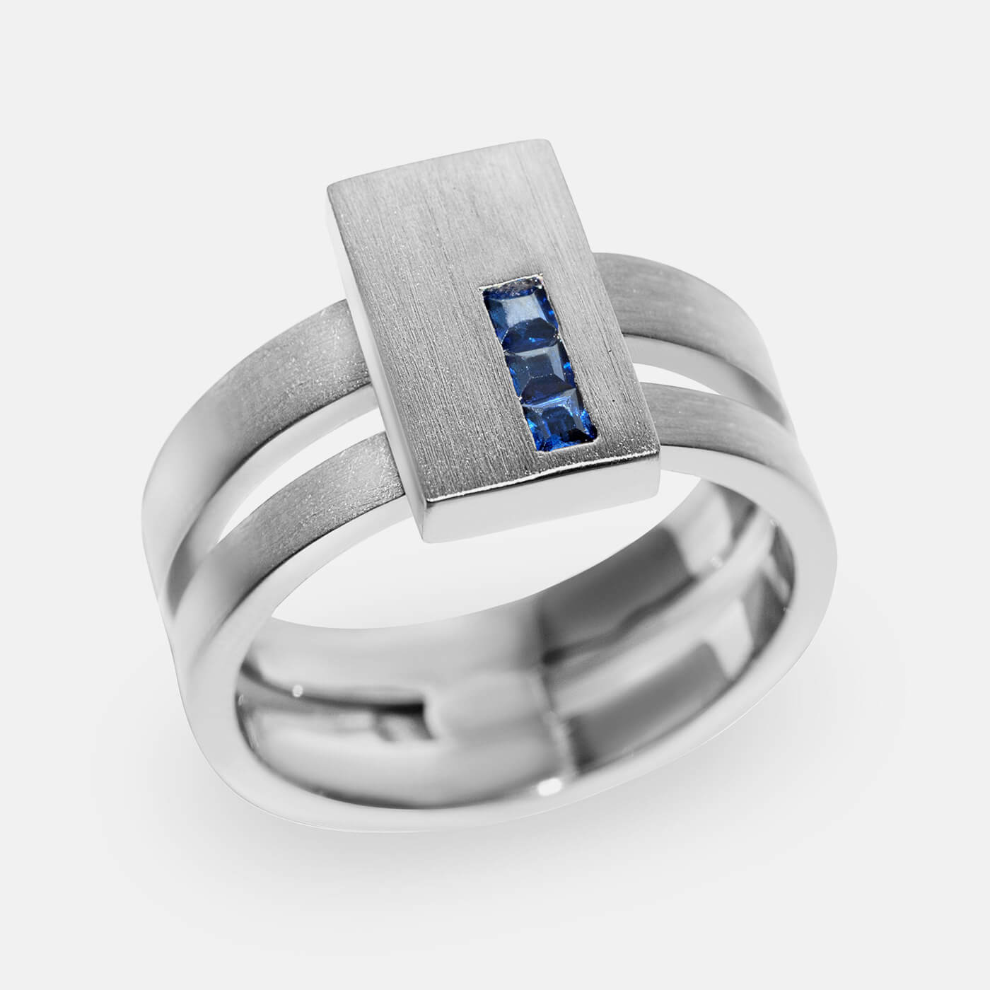 Architect progression 1 Engagement Ring