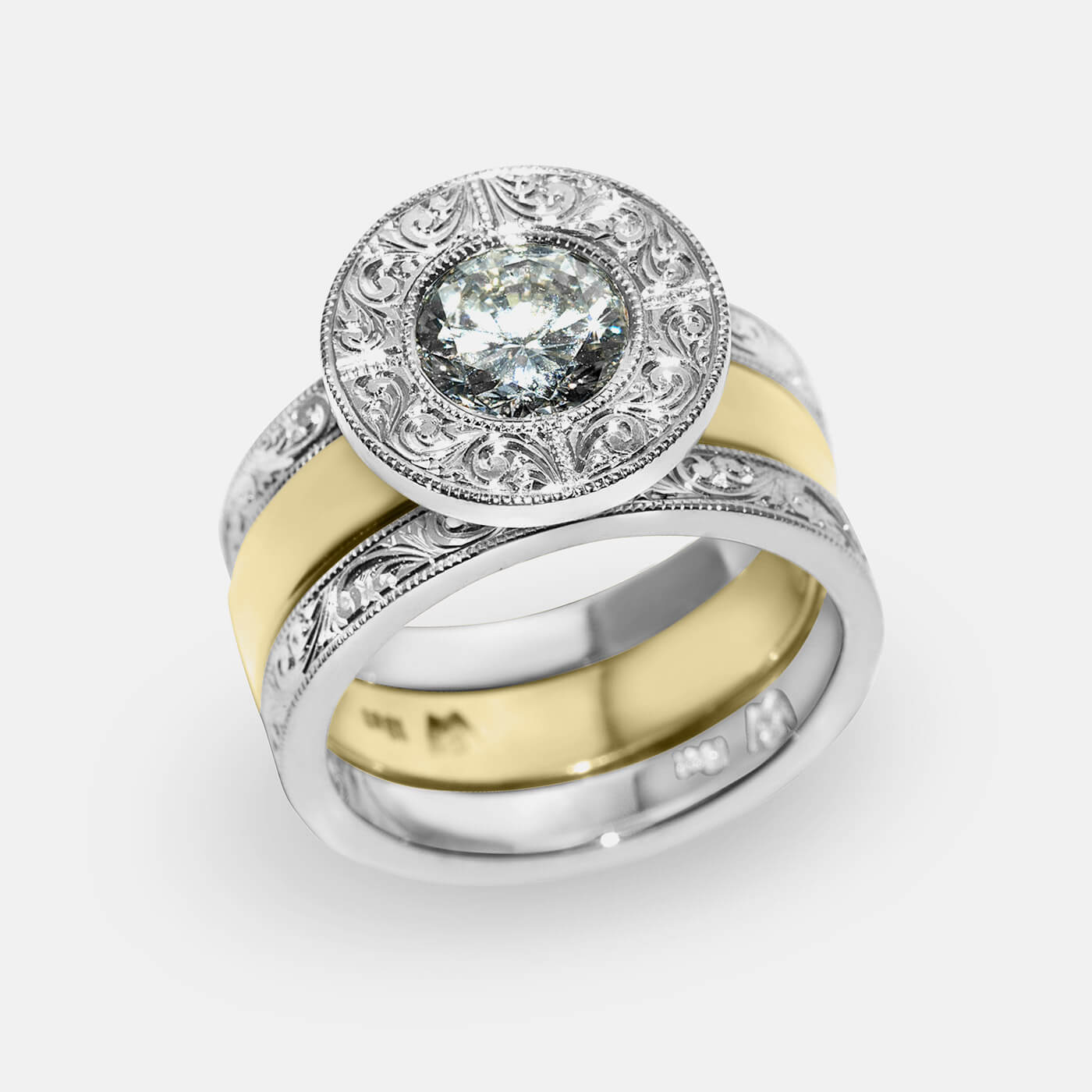 Dream Big with Wedding Bands