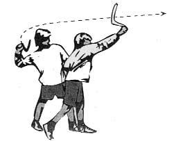 right hand throw