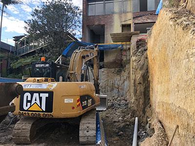 jett-earthmoving-cutler-road-clontarf-excavator-2