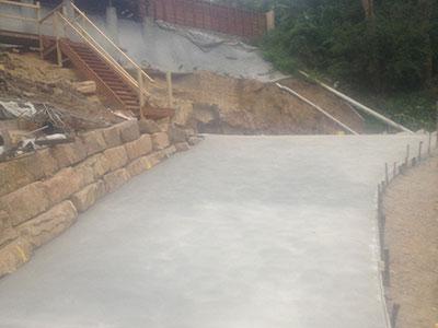jett-earthmoving-sandstone-driveway
