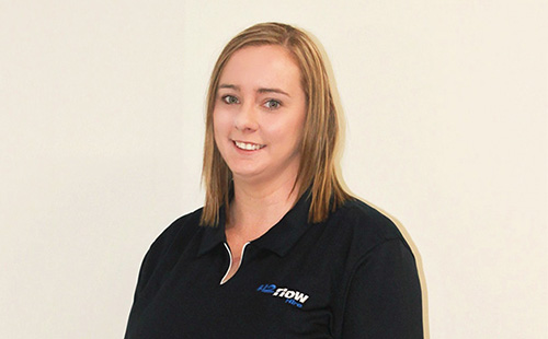 Johannah Wagstaff - H2flow Hire Administration Manager