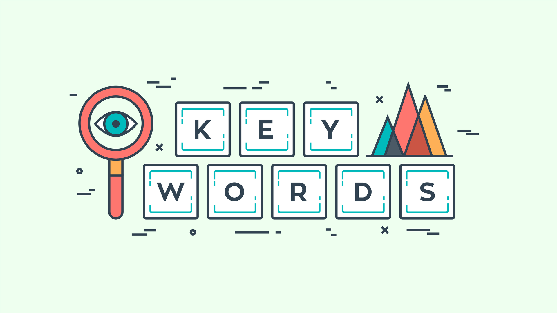 Keywords are an important process to any digital marketing process