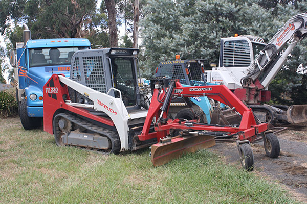 Latrobe Excavations Bobcat and Skid Steer Loader Reliability