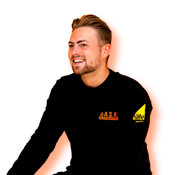 Owen from A.S.K Heating Ipswich