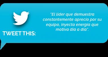 tweet - Numero 7: Lenguaje apreciativo