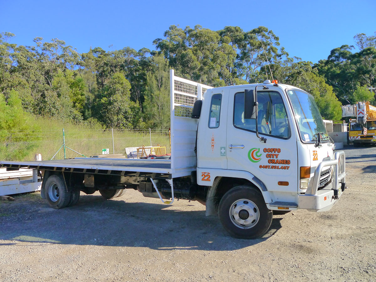 3t Truck Hire