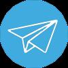 Amayaco hackathon con icono de avion de papel